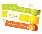 Fitness Postcard Templates