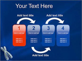 Chromosome Modèles des présentations  PowerPoint - Diapositives 11