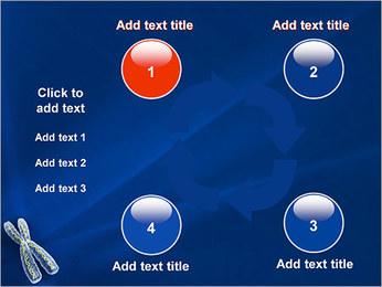 Chromosome Modèles des présentations  PowerPoint - Diapositives 14