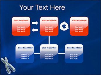 Chromosome Modèles des présentations  PowerPoint - Diapositives 23