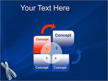 Chromosome Modèles des présentations  PowerPoint - Diapositives 5