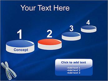 Chromosome Modèles des présentations  PowerPoint - Diapositives 7