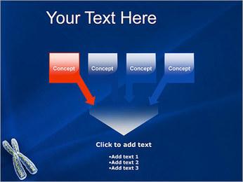Chromosome Modèles des présentations  PowerPoint - Diapositives 8