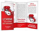 Gift Car Brochure Templates