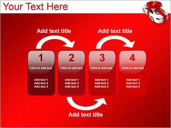 Voiture cadeaux Modèles des présentations  PowerPoint - Diapositives 11