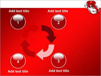 Voiture cadeaux Modèles des présentations  PowerPoint - Diapositives 14
