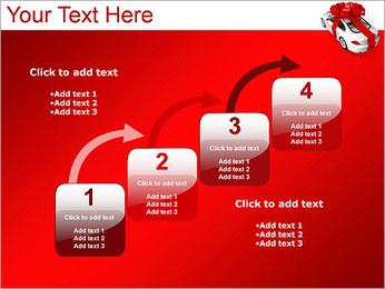 Voiture cadeaux Modèles des présentations  PowerPoint - Diapositives 20