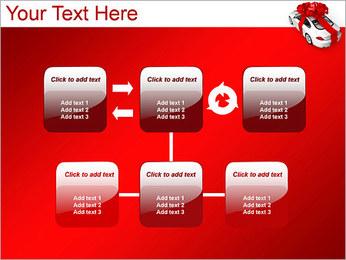 Voiture cadeaux Modèles des présentations  PowerPoint - Diapositives 23