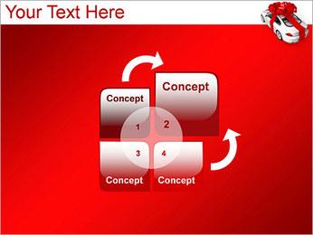 Voiture cadeaux Modèles des présentations  PowerPoint - Diapositives 5