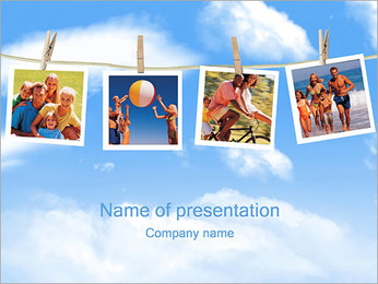 Photographs PowerPoint Template