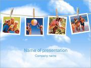 Fotografie PowerPoint šablony