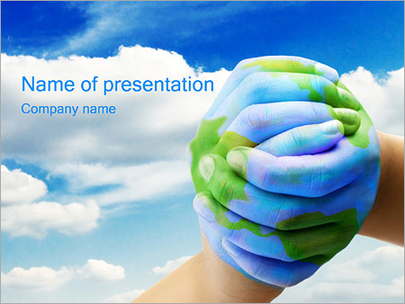 mother earth powerpoint template backgrounds google slides id