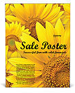 Sunflowers Affiches
