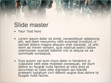 army powerpoint template backgrounds google slides id