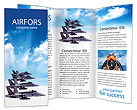 Air Forces Brochure Template