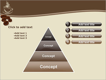 Coffee PowerPoint Template - Slide 22