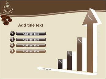 Coffee PowerPoint Template - Slide 6