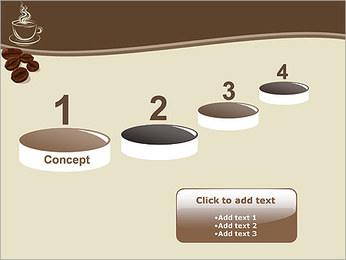 Coffee PowerPoint Template - Slide 7