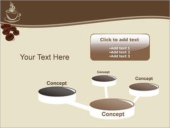 Coffee PowerPoint Template - Slide 9