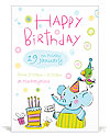 Birthday Ad Templates