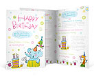 Birthday Brochure Template