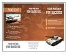 Réservoir Les brochures publicitaire
