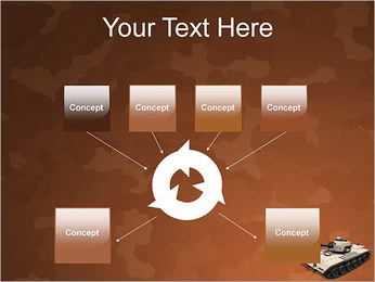 Tank PowerPoint Templates - Slide 10
