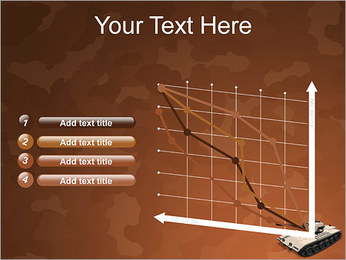Tank PowerPoint Templates - Slide 13