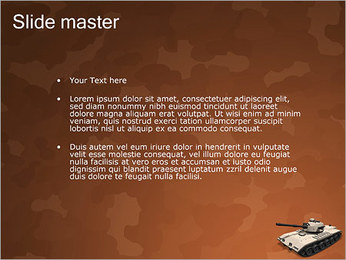 Tank PowerPoint Templates - Slide 2