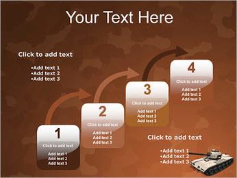 Tank PowerPoint Templates - Slide 20