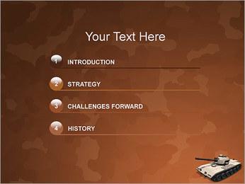 Tank PowerPoint Templates - Slide 3