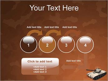 Tank PowerPoint Templates - Slide 4