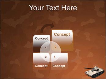 Tank PowerPoint Templates - Slide 5