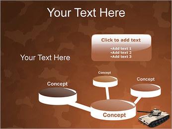 Tank PowerPoint Templates - Slide 9