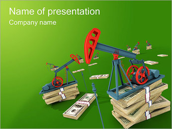 Oil PowerPoint Template