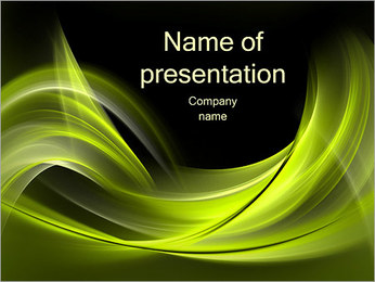 Abstract Motion PowerPoint presentationsmallar