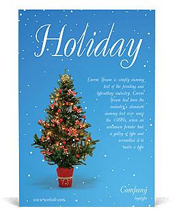 Vacances de Noël Les clichés des annonces publicitaire