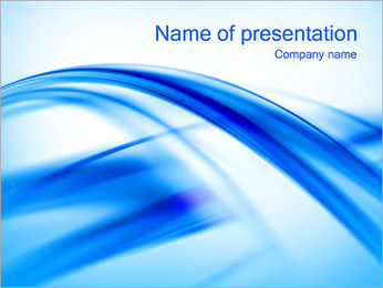 Abstract Power PowerPoint Template