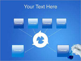 Tube à essai Modèles des présentations  PowerPoint - Diapositives 10