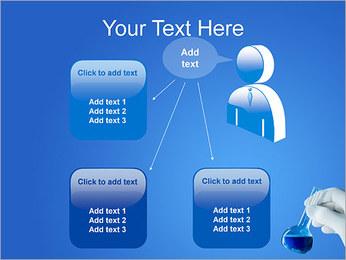 Tube à essai Modèles des présentations  PowerPoint - Diapositives 12