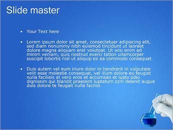Tube à essai Modèles des présentations  PowerPoint - Diapositives 2