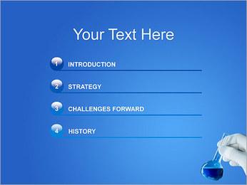 Tube à essai Modèles des présentations  PowerPoint - Diapositives 3