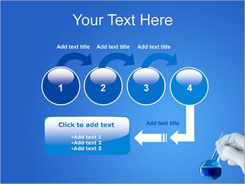 Tube à essai Modèles des présentations  PowerPoint - Diapositives 4
