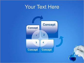 Tube à essai Modèles des présentations  PowerPoint - Diapositives 5