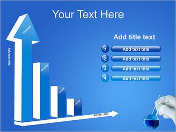 Tube à essai Modèles des présentations  PowerPoint - Diapositives 6