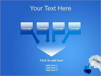 Tube à essai Modèles des présentations  PowerPoint - Diapositives 8