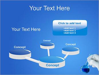 Tube à essai Modèles des présentations  PowerPoint - Diapositives 9
