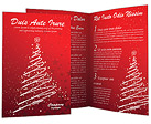 Celebration Brochure Templates