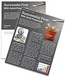 Investments Newsletter Templates