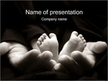 Macierzyństwo Szablony prezentacji PowerPoint